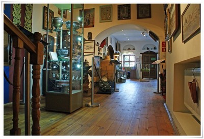 Rycerska Hotel, Nocleg MUZEUM IM. ALEKSANDRA KŁOSIŃSKIEGO W KĘTACHUrokliwe muzeum ulokowane w zabytkowej kamienicy przy
