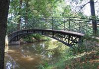 most w kształcie łuku