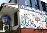 budynek studia filmów rysunkowych